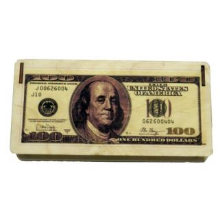 """Купюрница """"100 долларов"""""""