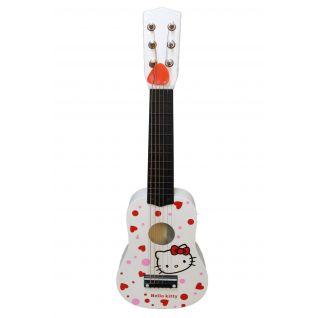 "Гитара ""Hello Kitty"""