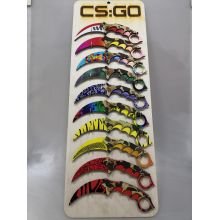 Планшет CS Go с ножами 10шт