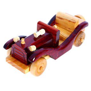 Деревянная машинка №4 оптом