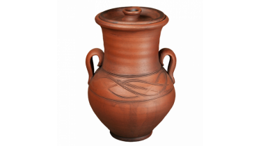Глиняные крынки оптом
