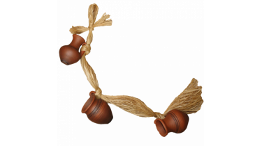Глиняные колокольчики оптом
