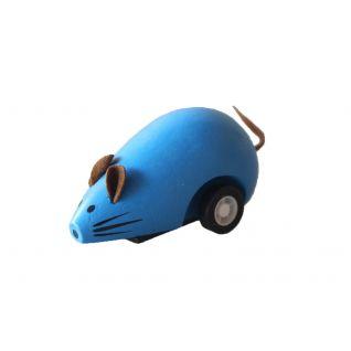 Мышка заводная