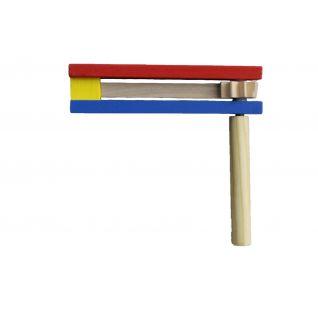 Трещотка Флаг малая