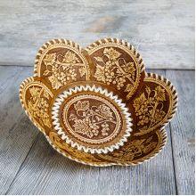 тарелка Смородина 6-лепестковая