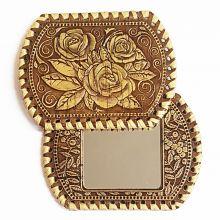 зеркало розы шитое