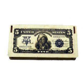 """Купюрница """"5 долларов"""""""