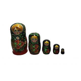 """Матрешка """"Майдановская"""" 5 мест 12см"""